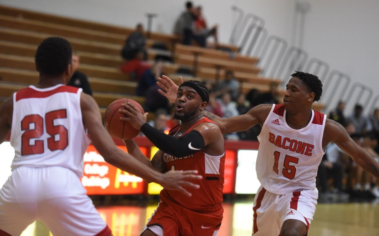 Bulldogs Make It Three Straight With Win Over Bacone Mcpherson College Athletics